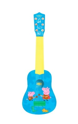Jeu musical pour enfant - My First Guitar Peppa Pig 53 cm - Accessory - di-arezzo.com