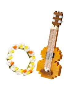 Jeu musical pour enfant - NANOBLOCK - Ukulele - Accessory - di-arezzo.co.uk