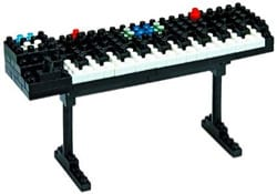 Jeu musical pour enfant - NANOBLOCK - Synthesizer - Accessory - di-arezzo.co.uk