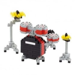 Jeu musical pour enfant - NANOBLOCK - Battery - Accessory - di-arezzo.co.uk