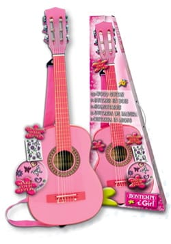 Jeu musical pour enfant - Bontempi 1/4 Rose Classical Guitar - Accessory - di-arezzo.co.uk