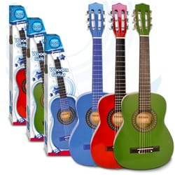 Jeu musical pour enfant - Bontempi 1/4 Green Classical Guitar - Accessory - di-arezzo.co.uk