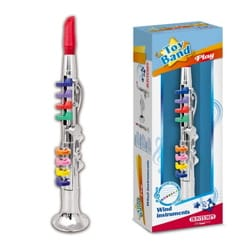 Clarinette Bontempi 8 clefs - Notes de couleur - laflutedepan.com
