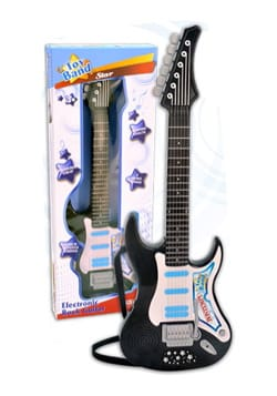 Jeu musical pour enfant - Electronic Rock Toy Guitar Bontempi - Accessory - di-arezzo.com