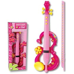 Jeu musical pour enfant - Violin Bontempi Electronic Rose - Accessory - di-arezzo.com