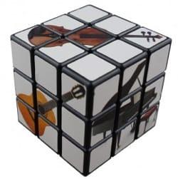 Cadeaux - Musique - Strumenti musicali a cubo di Rubik - Accessorio - di-arezzo.it