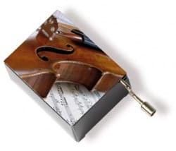 Cadeaux - Musique - Violin Box - Four Seasons by Vivaldi - Accessory - di-arezzo.co.uk