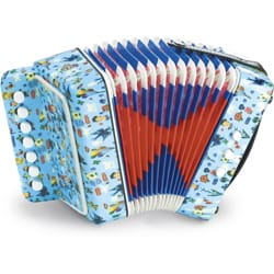Jeu Musical pour enfant - Nathalie Lété Accordion - Children's Toy - Accessory - di-arezzo.co.uk