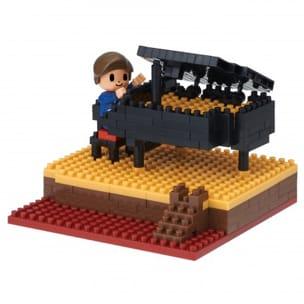 Jeu musical pour enfant - NANOBLOCK - PIano concert - Accessory - di-arezzo.co.uk