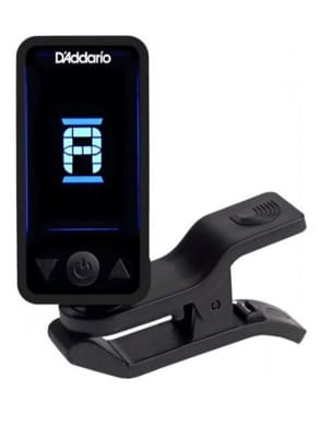 Accordeur pour Guitare - Planet Waves Black Eclipse Clamp Tuner - Accessory - di-arezzo.co.uk