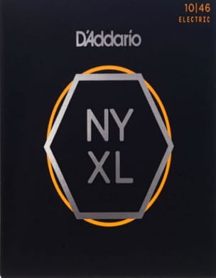 Jeu de cordes D'addario NYXL1046 Nickel Wound Regular Light 10-46 laflutedepan