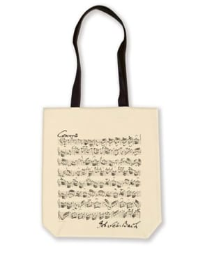 Cadeaux - Musique - Cotton Shopping Bag - MOZART - Accessory - di-arezzo.co.uk