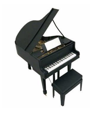 Jeu de construction pour enfant - PAPERNANO Grand Piano - Accessoire - di-arezzo.co.uk