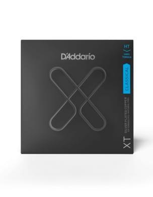 JEU de Cordes D'ADDARIO XT COMPOSITE CLASSIC - Hard Tension laflutedepan