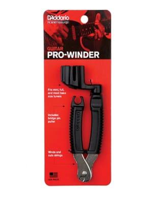 Pro-Winder D'ADDARIO enrouleur de cordes laflutedepan