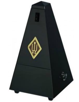 Métronome Mécanique WITTNER® - Metronome WITTNER: MATT BLACK WOOD - With striking - Accessory - di-arezzo.com