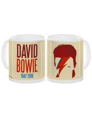 Cadeaux - Musique - Taza David Bowie - Accesorio - di-arezzo.es