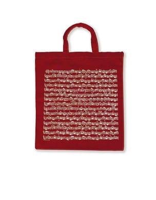 Cadeaux - Musique - Sac Bordeaux - Sheet Music - Accessory - di-arezzo.com