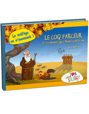 Livre pour enfant - The joker cock and the monks who were singing wrong - Accessory - di-arezzo.co.uk