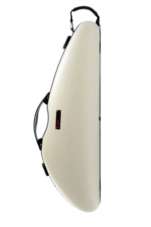 Etui Violon BAM Hightech Slim Blanc laflutedepan