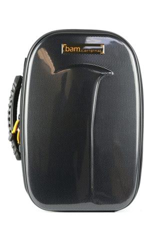 Etui BAM 1 Clarinette Sib New Trekking Noir carbone laflutedepan