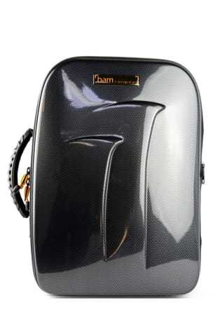 Accessoire pour Instruments à cordes - Etui BAM 2 Bb Clarinets New Trekking Black carbon - Accessory - di-arezzo.co.uk