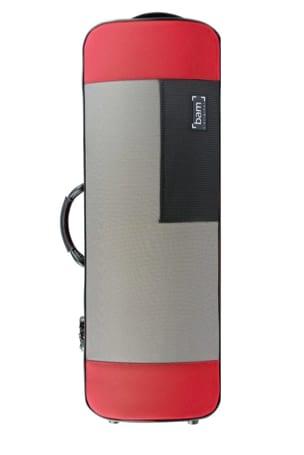 Accessoire pour Instruments à cordes - BAM Stylus Red Alto case 40 cm - Accessory - di-arezzo.co.uk