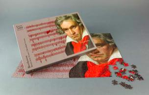 Puzzle Beethoven Jeu Musical Accessoire laflutedepan