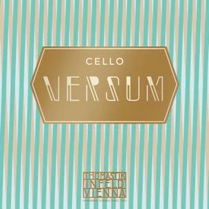Cordes pour Violoncelle VERSUM - DUO GAME: THE RE - CELLO VERSUM - Accessory - di-arezzo.co.uk