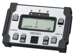 Accordeur Chromatique - SAT-800 SEIKO - Chromatic Tuner - Accessory - di-arezzo.com