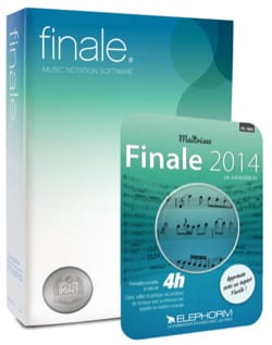 Logiciel - FINALE Software 2014 - English Version - Complete - Accessory - di-arezzo.com