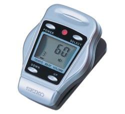 Métronome Electronique - DM50 ARGENT SEIKO - Métronome électronique à pince - Accessoire - di-arezzo.fr