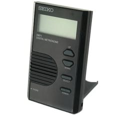 Métronome Electronique - DM-71 BLACK SEIKO - Pocket Metronome - Accessory - di-arezzo.co.uk