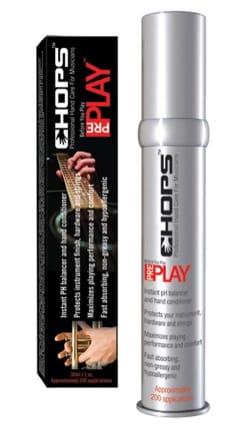 Chops PrePlay Spray Anti-Transpiration laflutedepan