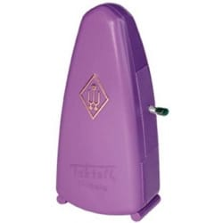 Métronome Mécanique WITTNER® - WITTNER PICCOLO Metronome: Lilac - Accessory - di-arezzo.co.uk
