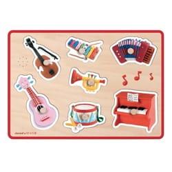 Jeu musical pour enfant - JANOD Musical Instruments Puzzle - Accessory - di-arezzo.co.uk