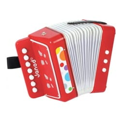 Jeu musical pour enfant - JANOD Confetti Accordion - Accessory - di-arezzo.co.uk