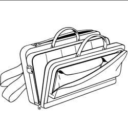 Accessoire pour instruments à vent - BAM Case for Single Case for CLARINETTE B flat or HAUTBOIS - Accessory - di-arezzo.co.uk