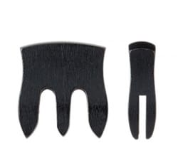 Accessoire pour Contrebasse - Mute Ebony Comb for DOUBLE BASS - Accessory - di-arezzo.co.uk
