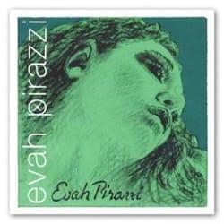 JEU de Cordes POUR VIOLON - EVAH PIRAZZI™ 1/4-1/8 - Tirant MOYEN - laflutedepan.com