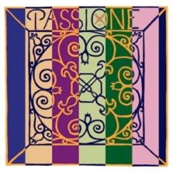 Cordes pour Violon - Corde de violon PASSIONE - SOL à boule - Tension Medium - Accessoire - di-arezzo.fr