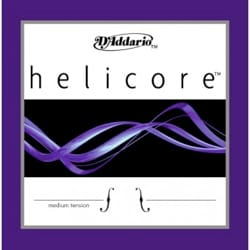 Cordes pour Violoncelle HELICORE™ - 3/4 HELICORE ™ CELLO STRING OF ADDARIO SOL - MEDIUM Tie - Accessory - di-arezzo.co.uk