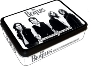 Jeu Musical - THE BEATLES Card Game - EDIZIONE SPECIALE - Accessorio - di-arezzo.it