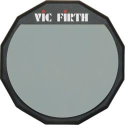 Pad d'entrainement 6 pouces VIC FIRTH laflutedepan