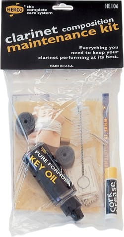 Accessoire pour Clarinette - HERCO maintenance kit for CLARINETTE - Accessory - di-arezzo.co.uk