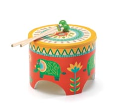Jeu musical pour enfant - DJECO Floor Drum - Accessory - di-arezzo.co.uk