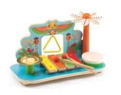 Jeu musical pour enfant - Jungle Musicale DJECO - Accessory - di-arezzo.co.uk