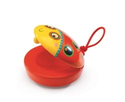 Jeu musical pour enfant - Castanets DJECO - Children's toy - Accessory - di-arezzo.co.uk