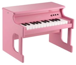 Instrument de Musique : Piano - KORG TINY Mini Piano - Pink - Accessory - di-arezzo.co.uk