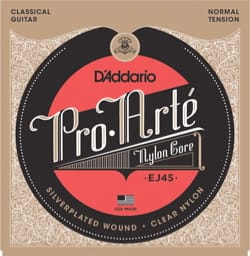 Cordes pour Guitare Classique - ADDARIO PRO ARTE String Set - NORMAL tie - Accessory - di-arezzo.com